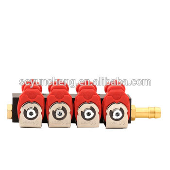 Yuncheng oem cng lpg fuel injectors made in china
