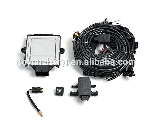 CNG electronic ecu/LPG electronical ecu/YUNCHENG MP 48 ECU